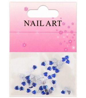 3d-nail-art-blue