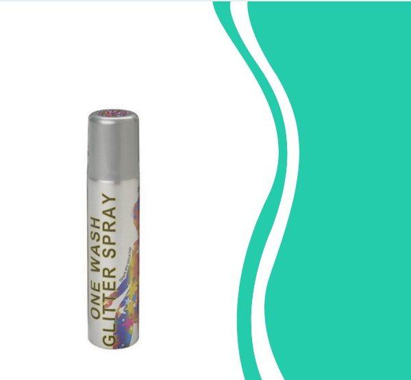 Glitter Spray-Μάσκαρες Μαλλιών